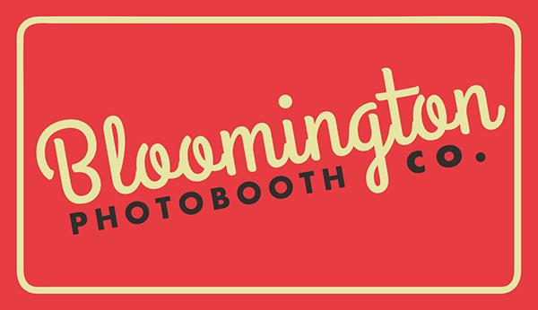 Bloomington Photobooth Co. Logo